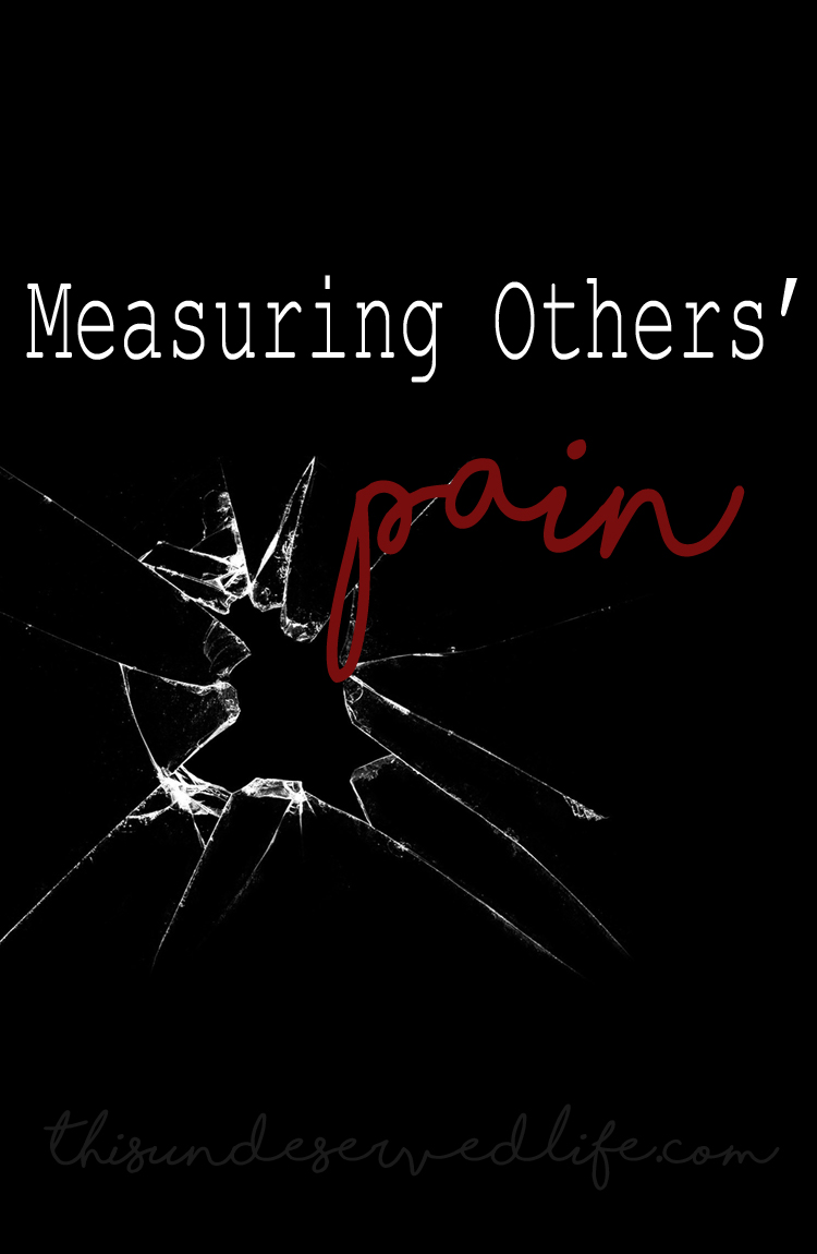 Measuring Others' Pain